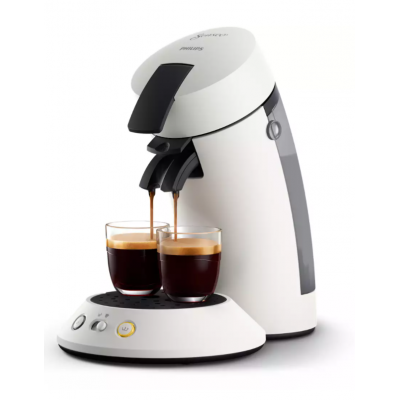 SENSEO® Original Plus Koffiepadmachine Star White Philips
