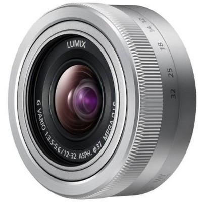 H-FS12032E-S 12-32mm/f3.5-5.6 Silver Panasonic