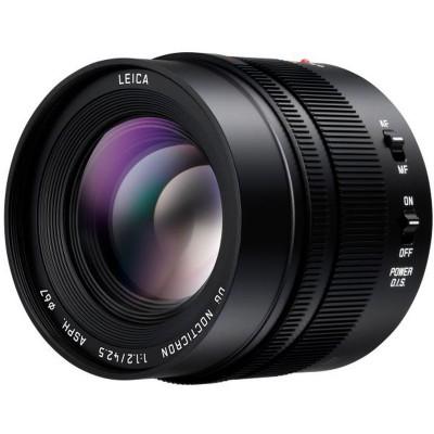 H-NS043E Leica 42,5mm/f1.2 Black Panasonic