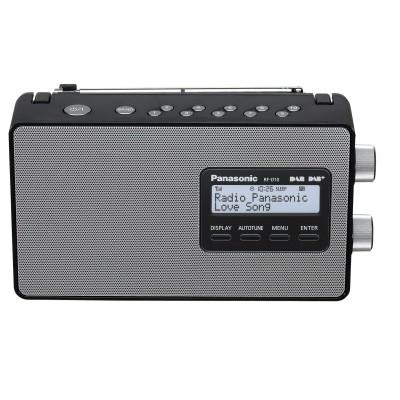 RF-D10 Zwart Panasonic