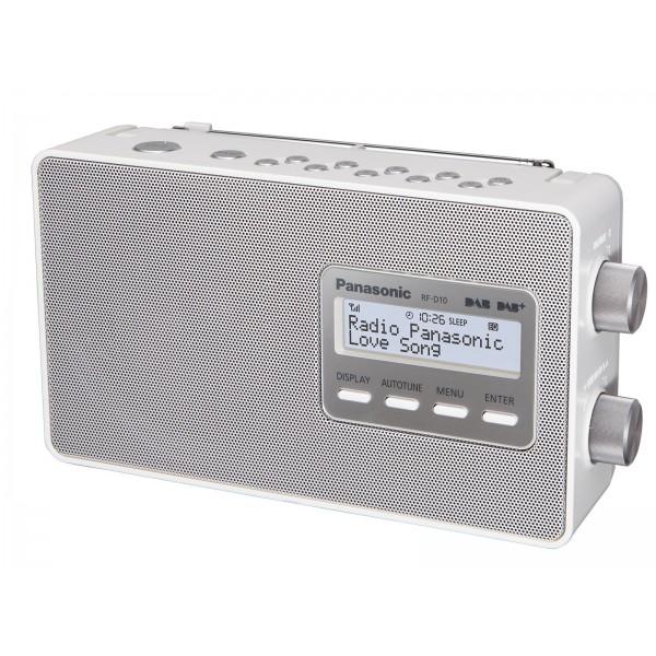 RF-D10 Wit
