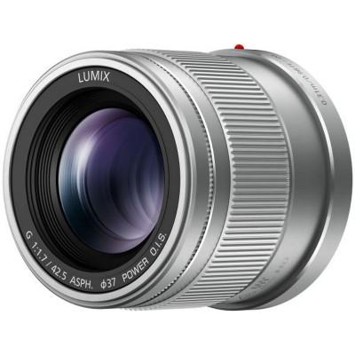 H-HS043E-S 42,5mm/f1.7 Silver Panasonic