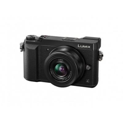 DMC-GX80K Body Zwart + H-FS12032 lens Panasonic