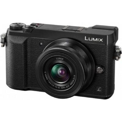 DMC-GX80K Body Noir + H-FS12032 lens Panasonic