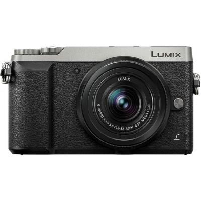 DMC-GX80K Body Argent/Noir + H-FS12032 lens Panasonic