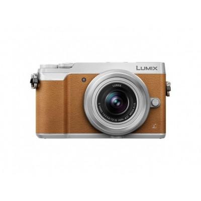 DMC-GX80K  Body Bruin + H-FS12032 lens Panasonic