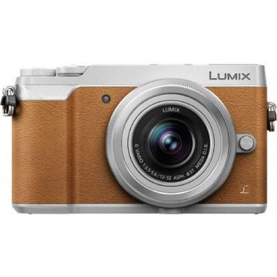 DMC-GX80K  Body Brun + H-FS12032 lens Panasonic