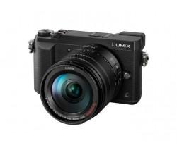 DMC-GX80H Body Zwart + H-FS14140 lens Panasonic