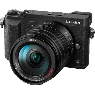 DMC-GX80H Body Noir + H-FS14140 lens Panasonic