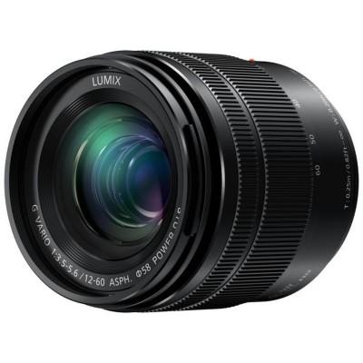 H-FS12060E 12-60mm/3.5-5.6 Black Panasonic