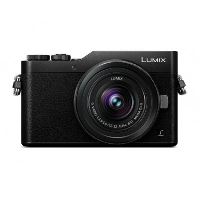 Lumix DC-GX800 Noir + 12-32mm Panasonic