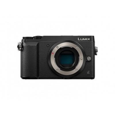 DMC-GX80N Body Noir + H-FS1442AEKA lens Panasonic
