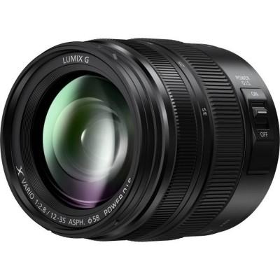 H-HSA12035E Leica 12-35mm/f2.8 II Black Panasonic