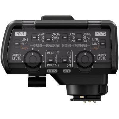 DMW-XLR1E Microphone Adapter for GH5 Panasonic