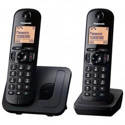 KX-TGC212 zwart Panasonic