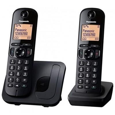 KX-TGC212 Noir Panasonic