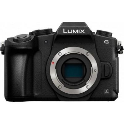 DMC-G80HA Body + H-FSA14140E lens Panasonic