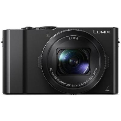 DMC-LX15EG-K + Extra Accu Black  Panasonic