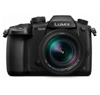 DC-GH5LEG-K Body + Leica 12-60mm/f2.8-4.0 Black