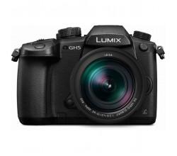 DC-GH5LEG-K Body + Leica 12-60mm/f2.8-4.0 Black Panasonic