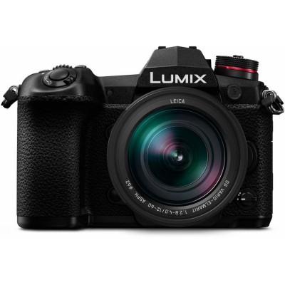 DC-G9LEG-K Body + Leica 12-60mm/f2.8-4.0 Black  Panasonic