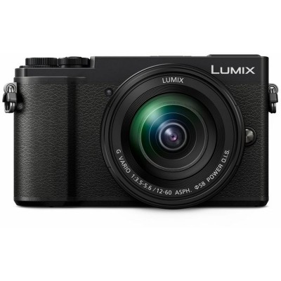 DMC-GX9MEGK + 12-60mm/f3.5-5.6 Black Panasonic