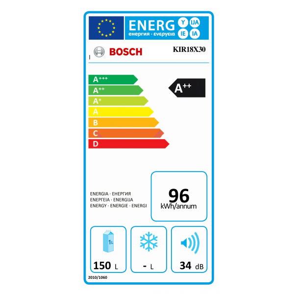 KIR18X30 Bosch