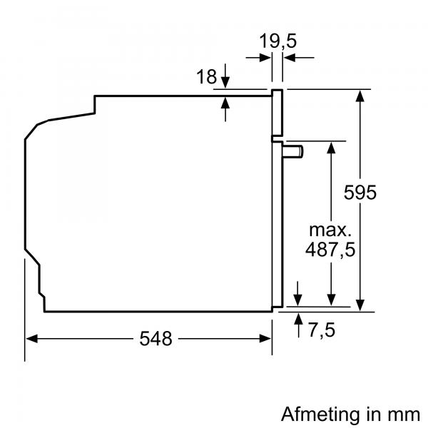 HBG634BB1 Bosch