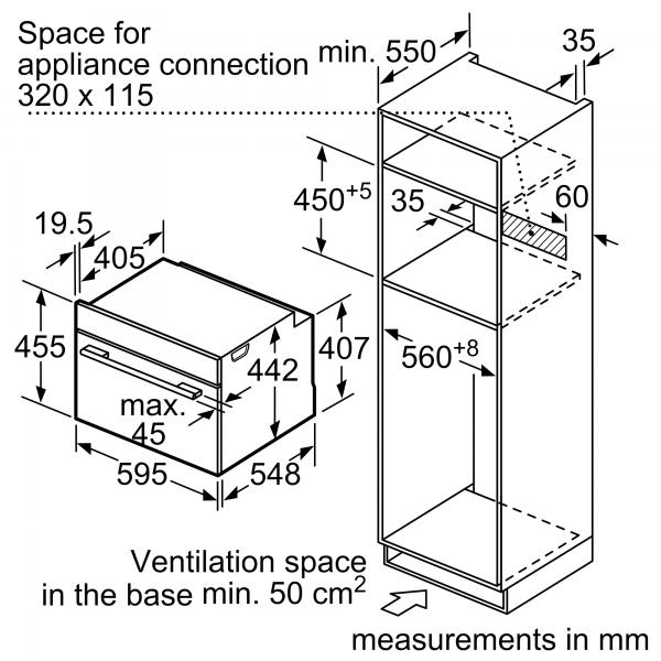 CMG633BW1 Bosch