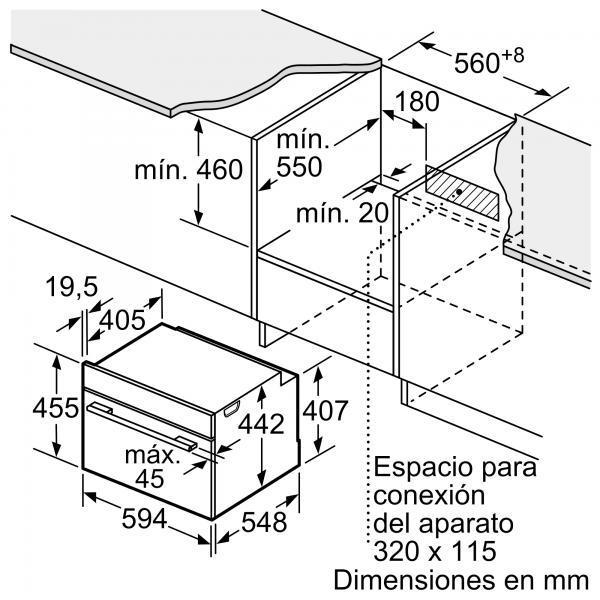 CSG656RW6 Bosch