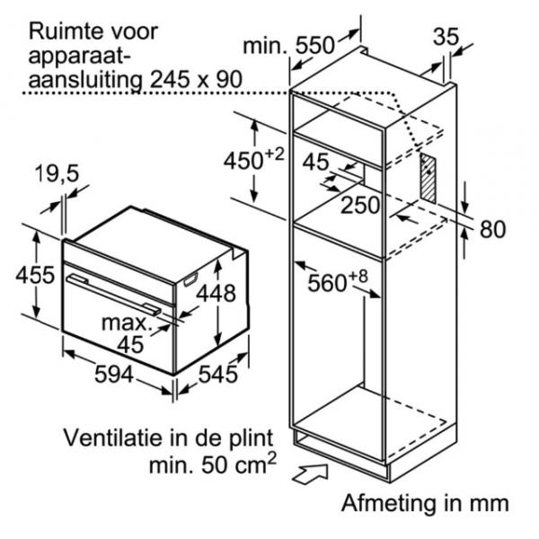 CFA634GS1 Bosch