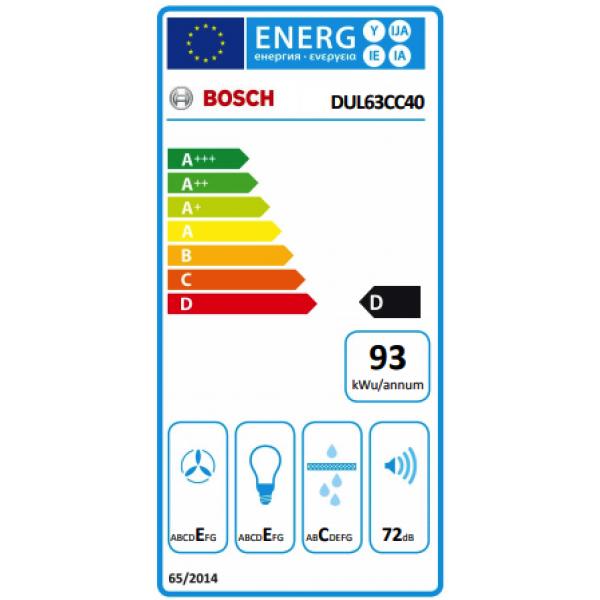 DUL63CC40 Bosch