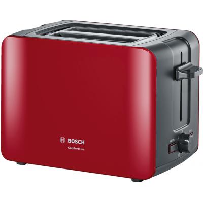 Broodrooster ComfortLine Rood TAT6A114 Bosch