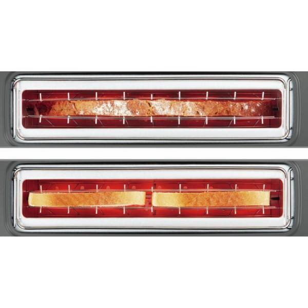 Lange broodrooster ComfortLine Rood TAT6A004 Bosch