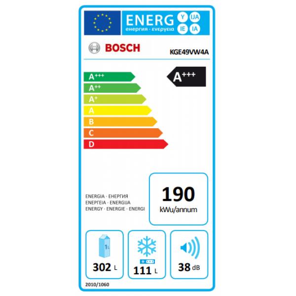 KGE49VW4A Bosch