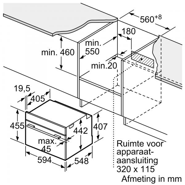 CBG635BS3 Bosch