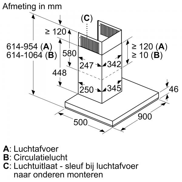 DWB97LM50 Bosch