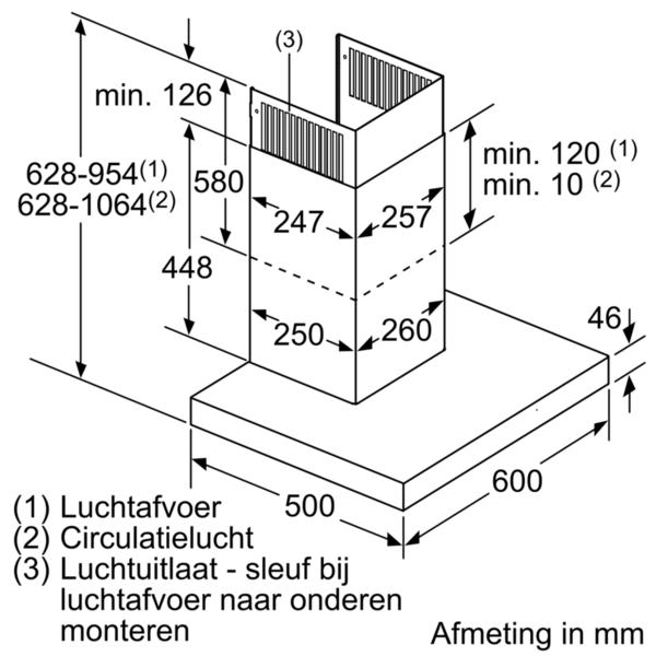 DWB67CM50 Bosch