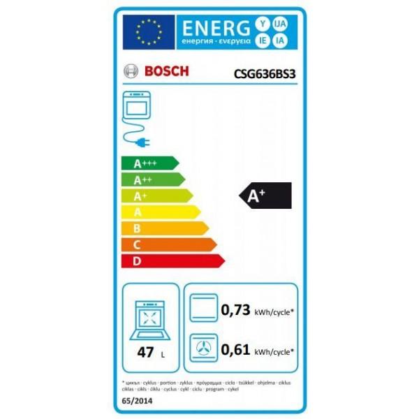 CSG636BS3 Bosch