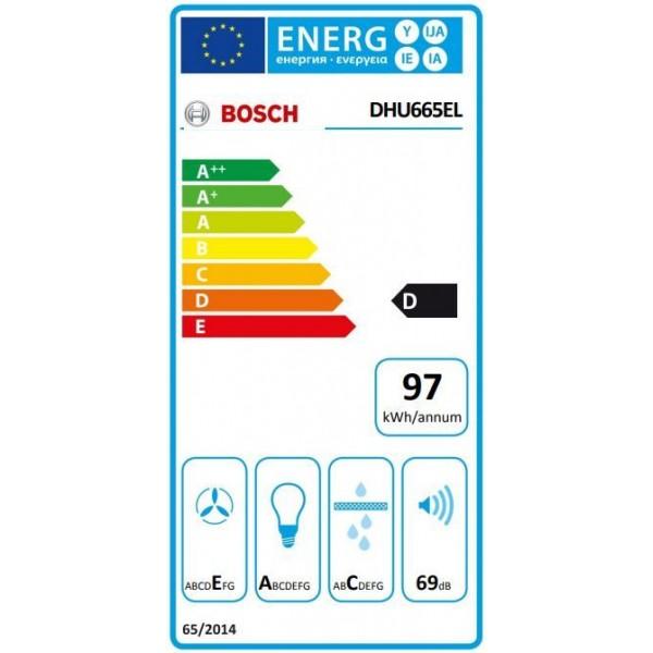 DHU665EL Bosch