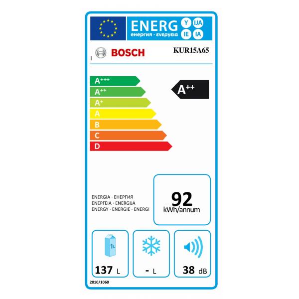 KUR15A65 Bosch