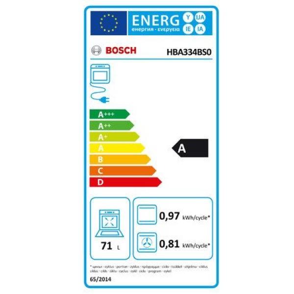 HBA334BS0 Bosch