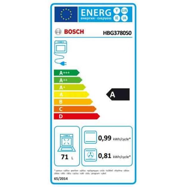 HBG3780S0 Bosch