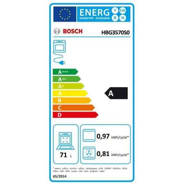 HBG3570S0 Bosch