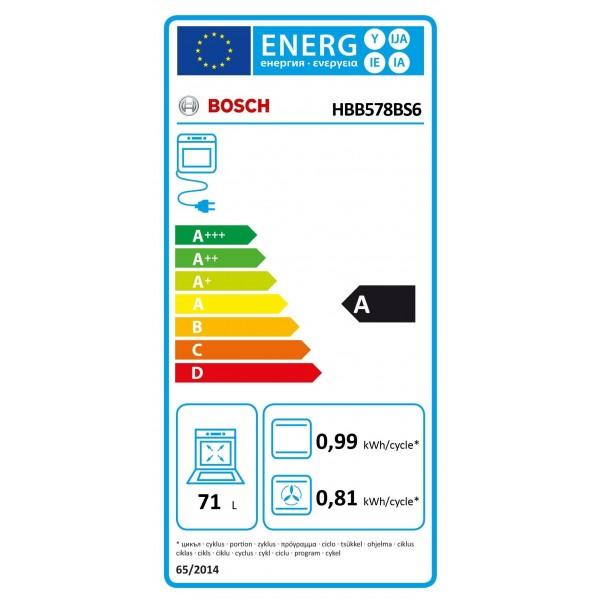 HBB578BS6 Bosch