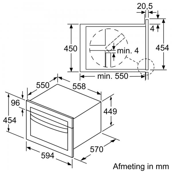 CMA585GS0 Bosch