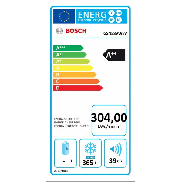 GSN58VWEV Bosch