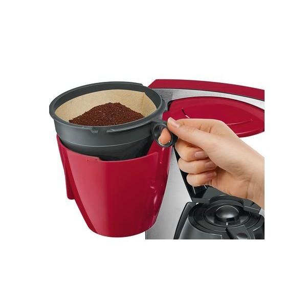 ComfortLine Koffiezetapparaat RVS,rood Bosch