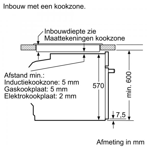HBG5780B0 Bosch