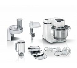 Compacte keukenrobot 2700 W Wit Bosch